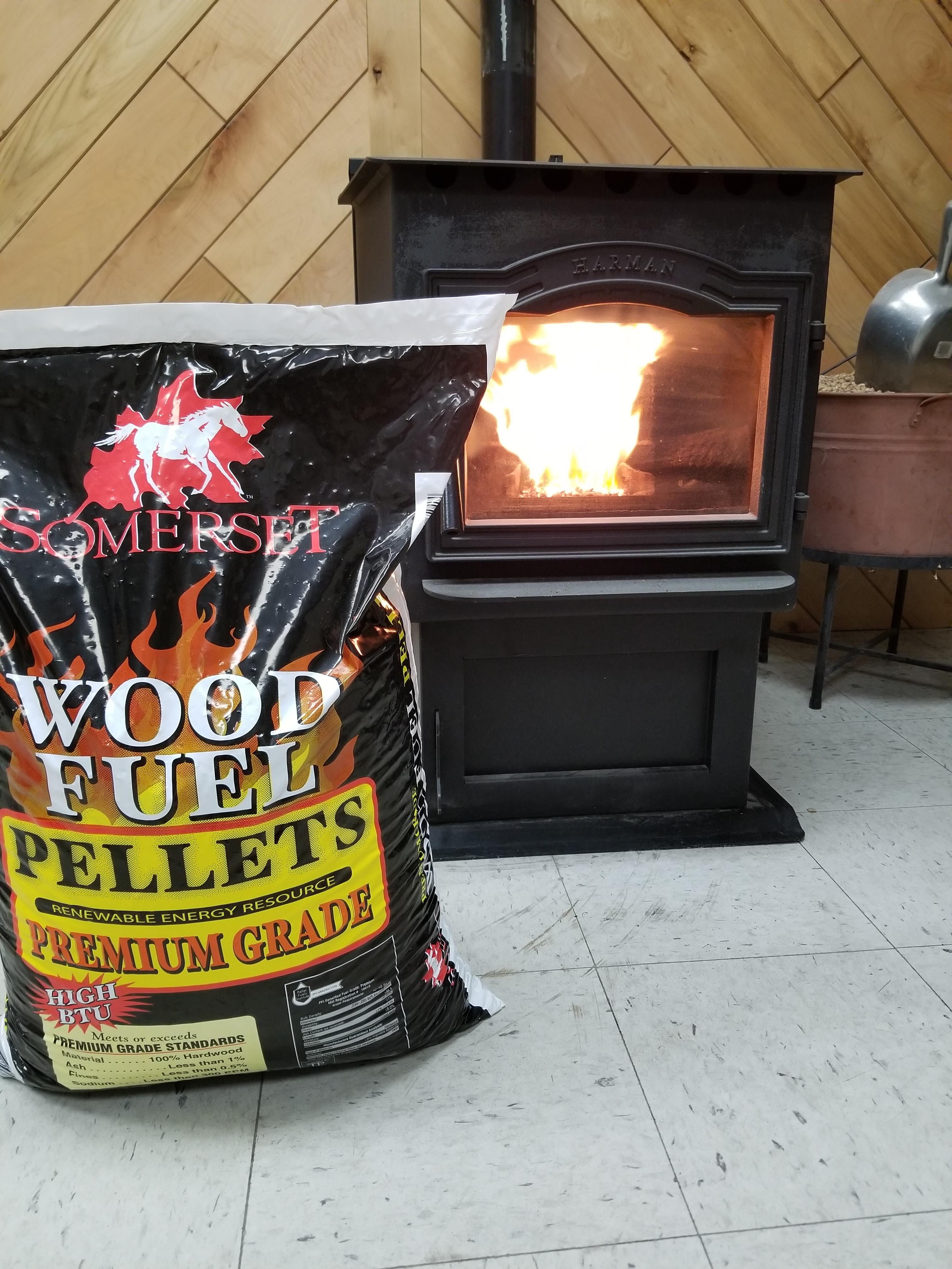 Somerset Pellets - Michigan Wood Pellet